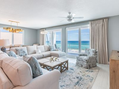 Photo for Modern Gulf Front Condo, Luxury Resort Amenities, Minutes to Dining and Entertainment