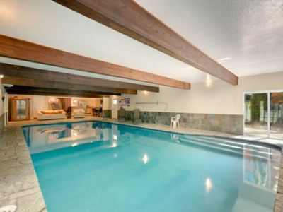 Photo for 5BR 4BA with Large Indoor Pool!!!!