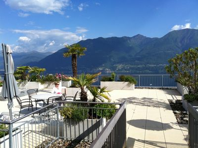 Photo for 4 **** - Comfort apartment in the holiday residence Collina d'Oro