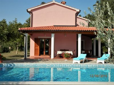Photo for Holiday house Domijanici for 1 - 8 persons with 4 bedrooms - Villa