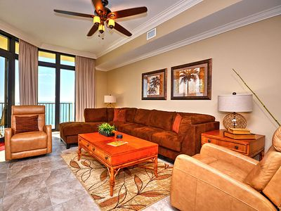 "Photo for 2 King Suites - Great Views of the Gulf - 65"" Smart TV - Netflix Movies"