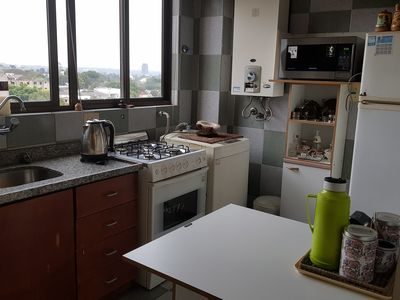 Photo for Complete apartment in the land of the falls