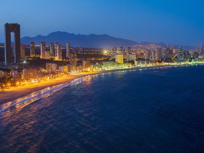 Photo for Levante Beach Benidorm Large Swimming Pool