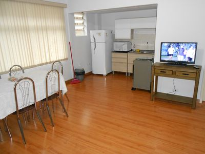 Photo for 1BR Apartment Vacation Rental in Porto Alegre, RS