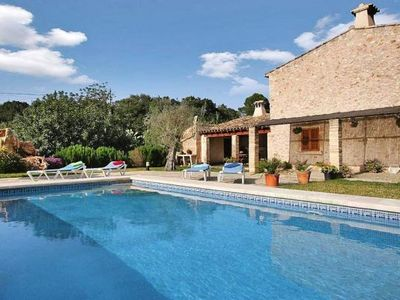 Photo for Finca, Pollensa  in Mallorca Nord - Ostküste - 6 persons, 3 bedrooms