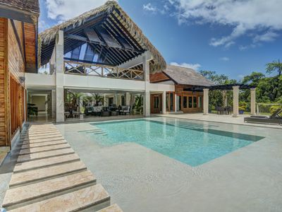 Photo for Stunning Private Villa and Cap Cana's Most Intimate **New**