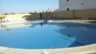 Photo for TOP OF HOUSE WITH ROOF TERRACE AND SWIMMING POOL