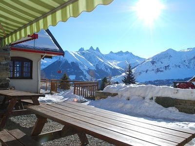 Photo for Chalet - 350 m from the slopes