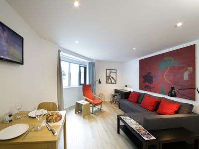 Photo for Stylish apartment in the heart of the City