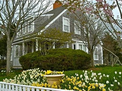 Photo for Tuitions End, Nantucket Cottage; Close to Beaches, Shopping & Town