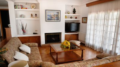 Photo for Exclusive villa in P. Pollença with garden and private pool