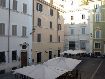 Photo for Apartment in the center of Rome with Internet, Air conditioning, Washing machine (11137)