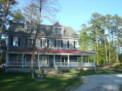 Photo for Newer Luxury Waterfront - Beach, Pool & Dock