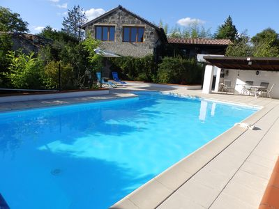 Photo for SPECIAL SPRING OFFER! A Barn Conversion with Stunning Views and Private Pool