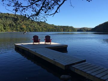 Amherst Lake, Plymouth, VT, USA