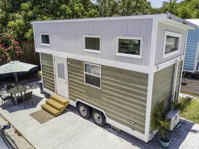 Photo for Tiny House Amy- our first Tiny House at Tiny House Siesta- Free WiFi