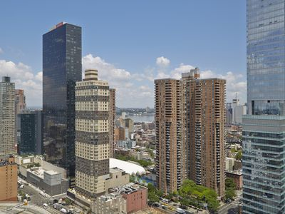 Photo for Free Breakfast! King Studio Near Times Square with Amazing NYC Views at Staybridge
