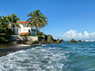 Photo for PRIVATE, OCEANFRONT VILLA WITH JAW-DROPPING VIEWS & POOL!