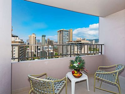 Photo for Royal Kuhio Condo, With Full Kitchen, Free Parking, Home Away From Home!