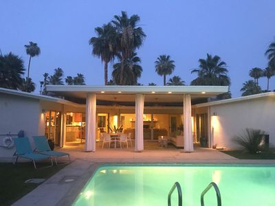 Photo for Oversized Patio, Pool and View! Experience great Indoor/Outdoor living PS style!