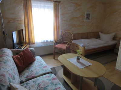 Photo for Single Room 1 - Holidays with Monsieur Pigard 42001
