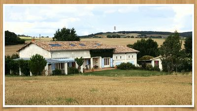 Photo for 4BR Chateau / Country House Vacation Rental in Vignaux