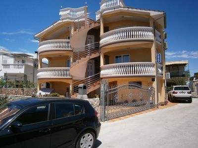 Photo for Apartment Sanela provides cozy holiday vacation for 4 persons