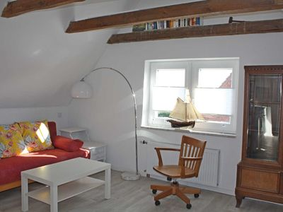 "Photo for Apartment in upper floor - Holiday House ""Fischerhaus"""
