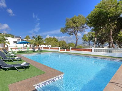 Photo for 5 bedroom Villa, sleeps 10 with Pool, Air Con and FREE WiFi