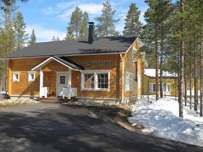 Photo for Vacation home Jutapirtti in Kittilä - 10 persons, 4 bedrooms