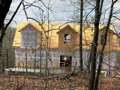 Photo for New modern farmhouse sits on 8 acres of land in the Ozark mountains near Big Cedar Lodge
