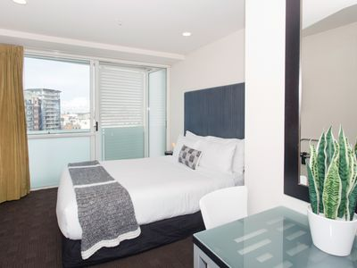 Photo for Central City Studio Apartment with Sea Views