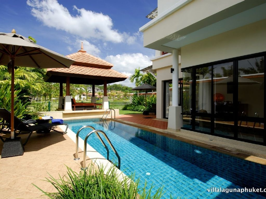 Villa Laguna Phuket: Luxury 3 bedroom pool villa in 5* Laguna ...