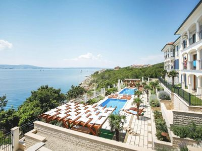 Photo for Apartments Residence Poville, Povile  in Kvarner Bucht - 6 persons, 3 bedrooms