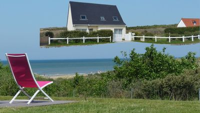 Photo for HARDELOT -Villa quiet sea view (150 m from the beach) on 1100 m²