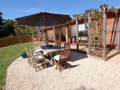 Photo for ORCHARD RETREAT, with open fire in Sidmouth, Ref 967351