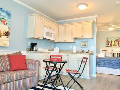 Photo for Atlantic Beach Oceanside Complex_Upgraded Modern Design_Linens Inc_WiFi_Kitchen
