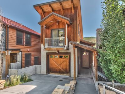Photo for Old Town Park City 3 Bedroom Home with Parking and Walk to Ski!