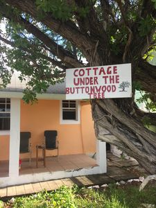 Photo for Cottage Under The Buttonwood Tree, Waterfront 2/1 Home ,In Town .BAY SIDE