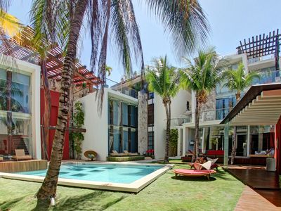 Photo for Fifth ave luxury apartment located downtown Playa del Carmen near mamitas beach