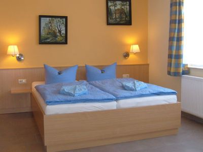 Photo for Double room large - Pension Vineta Ostseebad Baabe