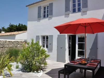 Photo for 4BR House Vacation Rental in Saint-Clément-Des-Baleines, Nouvelle-Aquitaine