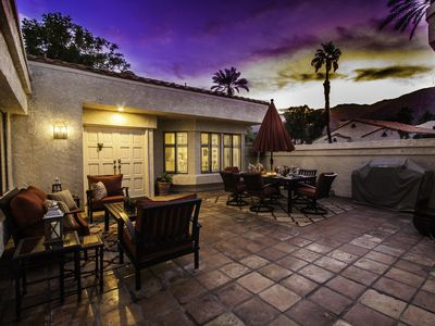 Photo for Steps Away From The La Quinta Resort- Brand New Beautiful Upscale  Furnishings!