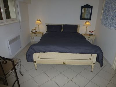 Photo for Comfortable room, beaches and marine lake on foot, two free bicycles