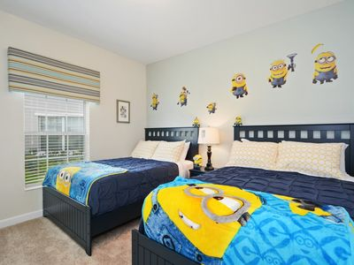 Photo for 5 Bedroom in Storey Lake, minutes from Disney