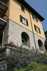 Photo for Casa Mauri - apartment in Civenna di Bellagio overlooking the lake