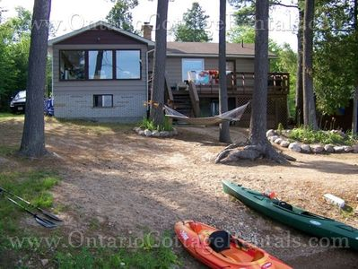 Photo for 3BR Cottage Vacation Rental in Corbeil, ON