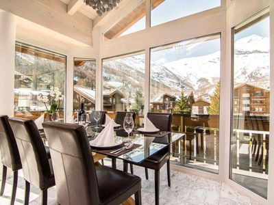 Photo for Exclusive 5* Apartment In The Center Of Saas-fee
