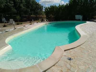 Photo for Beautiful and suggestive Villa of the Sicilian countryside with swimming pool, Silcilia