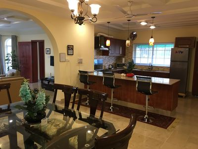 Photo for Fully Furnished 5 Bedroom, 4.5 Bath Luxury Home (D-12)